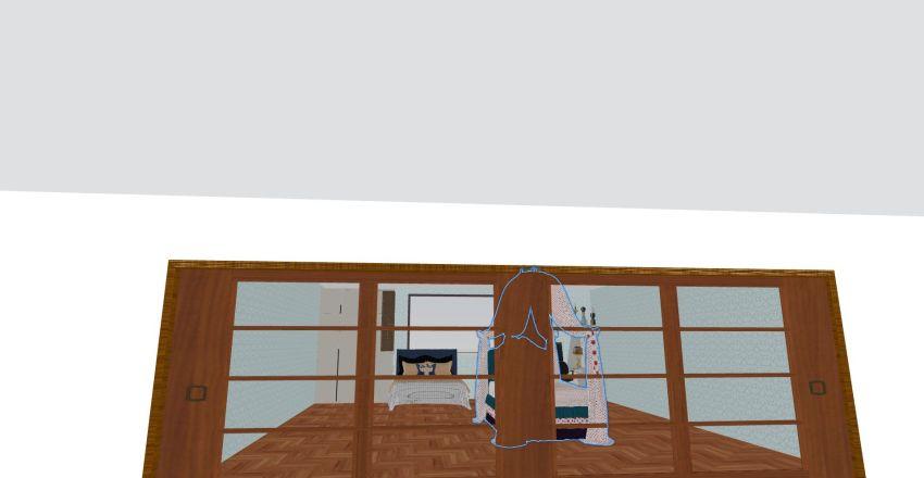 SNOWY DR Interior Design Render