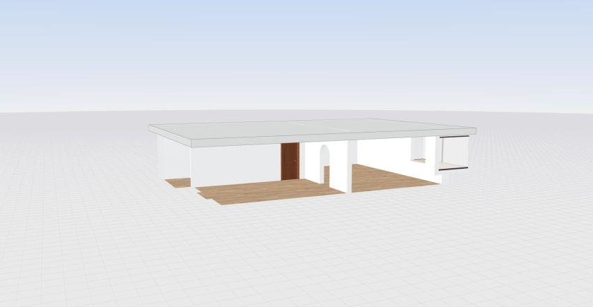 House Tyler Worsley Interior Design Render
