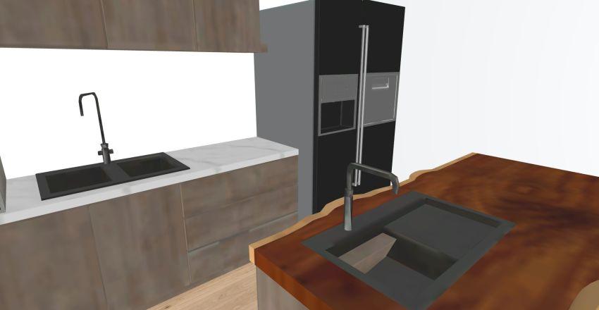 Copy of Dom na plastykę Interior Design Render