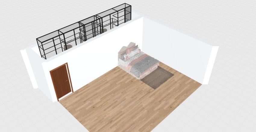 Amelia's Dream House Interior Design Render
