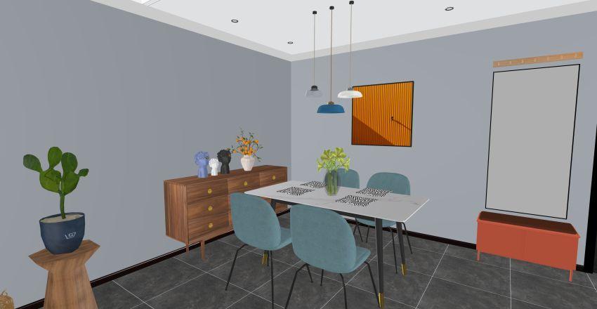 570 5乘6 Interior Design Render